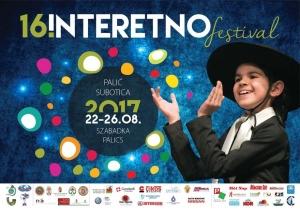 XVI. Interetno Fesztivál, 2017