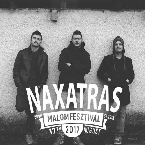 Naxatras a Malomfesztiválon!