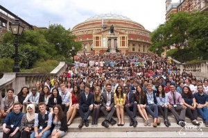 Magyar fiatal az 59. London International Youth Science Forumon (LIYSF)