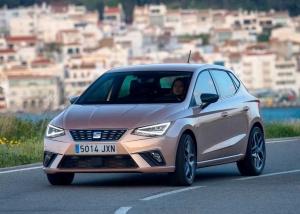 Az ötödik generációs SEAT Ibiza
