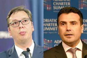 Vége a Macedónia és Szerbia közötti krízisnek