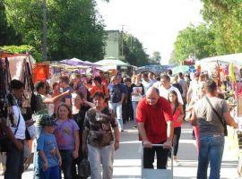 Szeptember 8-a és 10-e között falunap és templombúcsú Muzslyán