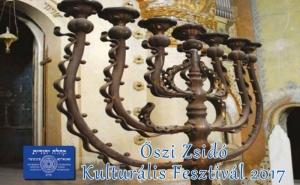 A szabadkaiŐszi Zsidó Kulturális Fesztivál programja
