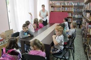 Találkozások a könyvtárban