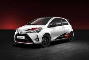 A Toyota Yaris új arca és új motorja