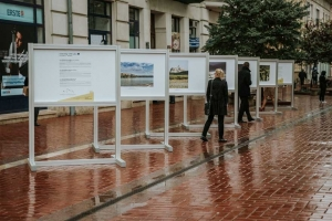 Fotókiállítással ünnepelik az Európai Együttműködés Napját