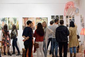 A Híd Kör Art új tagjainak kiállítása