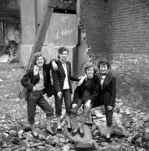 Teddy Girls — egy elfeledett női mozgalom az '50-es évekből