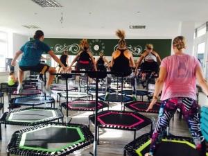 Trambulin — az ugrálás öröme