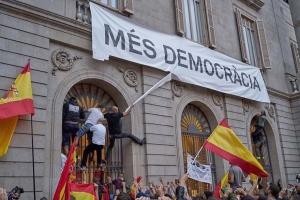 Spanyolország—Demokrácia 1:0
