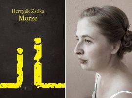 Az idei Sinkó-díj nyertese Hernyák Zsóka