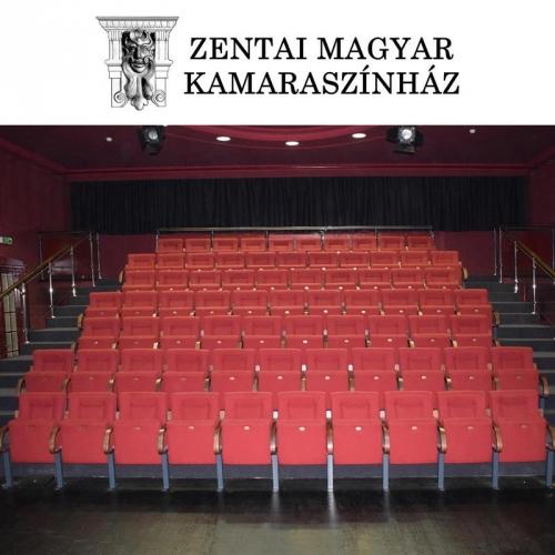 Októberi színházi előadások Zentán