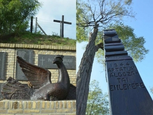 Megemlékezések az 1944-es áldozatokról