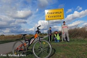 Környezetismereti ráadás — kerékpáron
