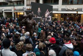 Felavatták Bud Spencer szobrát