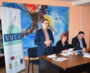 Máriás Endre a VMÚE új elnöke