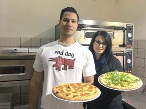 Pizzasütés őszinte rajongással
