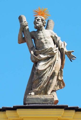 Szent András, aki Krisztust választotta