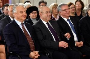Pásztor István a Duna-díj idei kitüntetettje