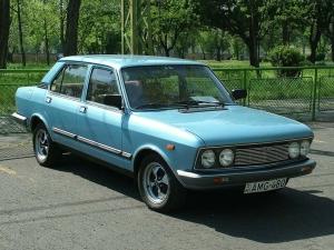 Fiat 132, a hivatalos limuzin