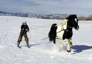 Rendhagyó téli sportok