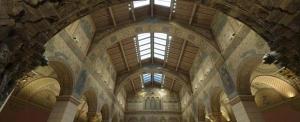 Húsvétig tekinthető meg a Szépművészeti Múzeum Román Csarnoka