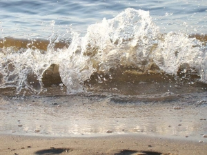 Csak homok és víz