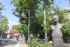 Belgrád. Hétfő délelőtt