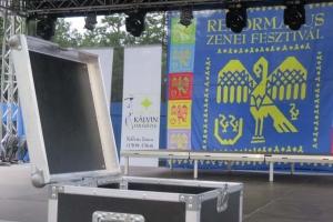 Elrajtolt a XV. Református Zenei Fesztivál (RZF)