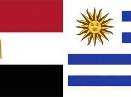 Egyiptom–Uruguay 0:1 (0:0)