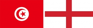 Tunézia–Anglia 1:2 (1:1)
