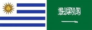 Uruguay–Szaúd-Arábia 1:0 (1:0)