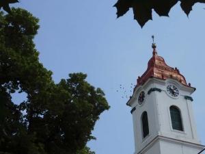 A több mint 200 éves templom