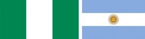 Nigéria–Argentína 1:2 (0:1)