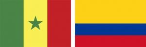 Szenegál–Kolumbia 0:1 (0:0)