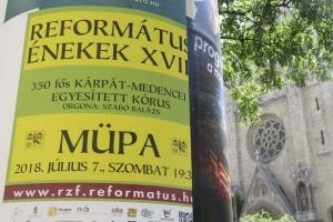 Református Énekek XVII. – ajánló