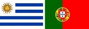 Uruguay–Portugália 2:1 (1:0)