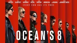 Ocean's 8 — Az évszázad átverése