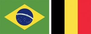 Brazília–Belgium 1:2 (0:2)