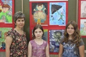 Észak-bácskai ifjú alkotók sikere