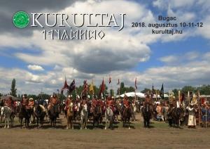 Délvidék a Kurultajon, Magyar Törzsi Gyűlés Bugacon