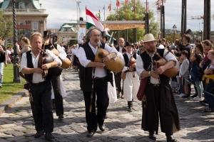 A kárpát-medencei kézművesség ünnepe a Budai várban