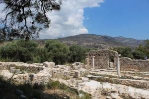 Thászosz, a legzöldebb sziget