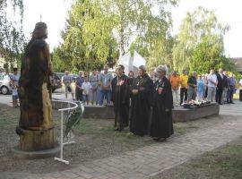 Szent István-napi rendezvény volt Muzslyán