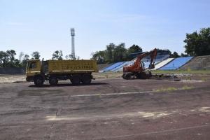 Felújítják a Városi Stadiont