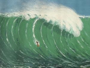 A hullámok tetején