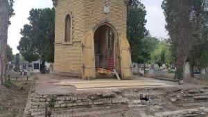 Megújul a Tallián-kápolna