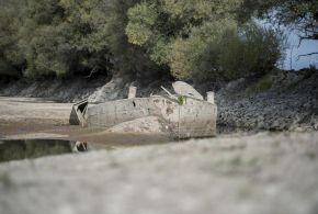 Alacsony vízállási rekord a Dunán
