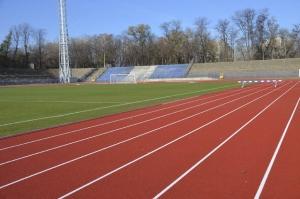 Átadták a felújított városi stadiont