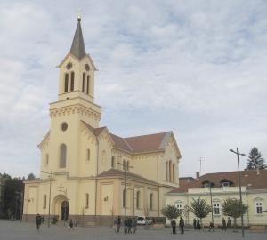 150 éves a nagybecskereki székesegyház